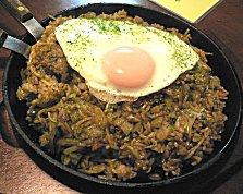 神戸名物 そば飯どろドース画像の説明